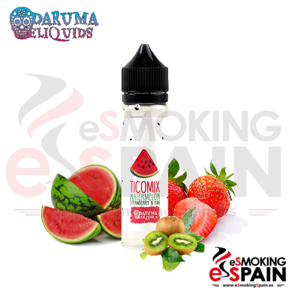 Daruma Eliquid Ticomix 50ml 0mg