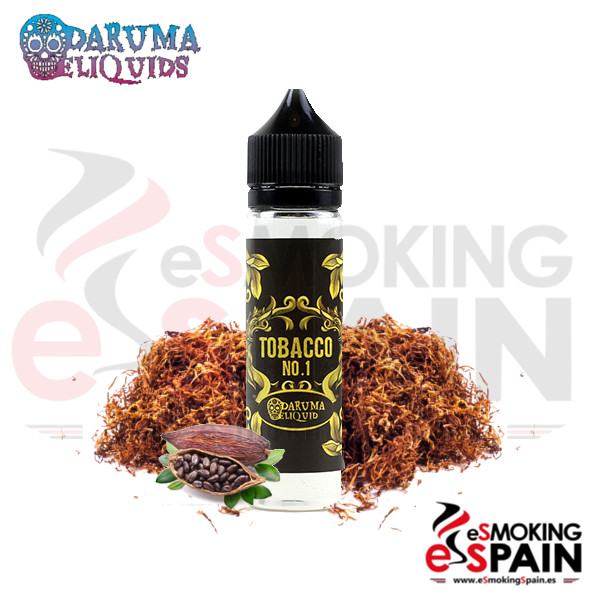Daruma Eliquid Tobacco No1 50ml 0mg