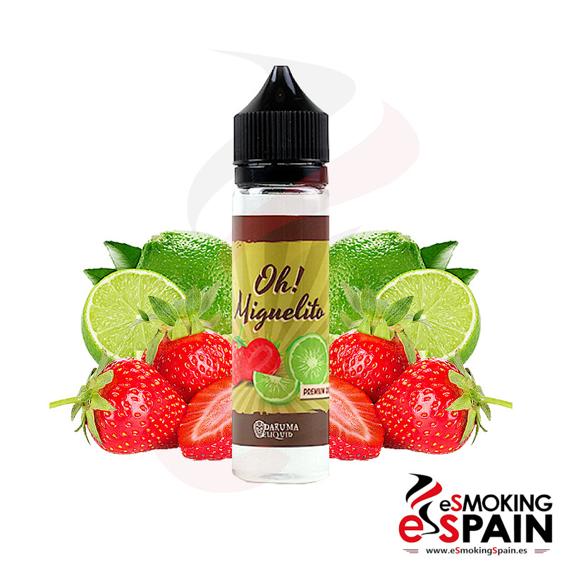 Daruma Eliquid Oh Miguelito 50ml 0mg