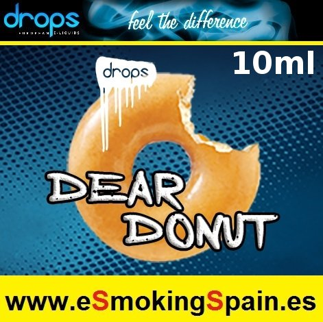 Eliquid Drops Artisans Selection Dear Donut 10ml