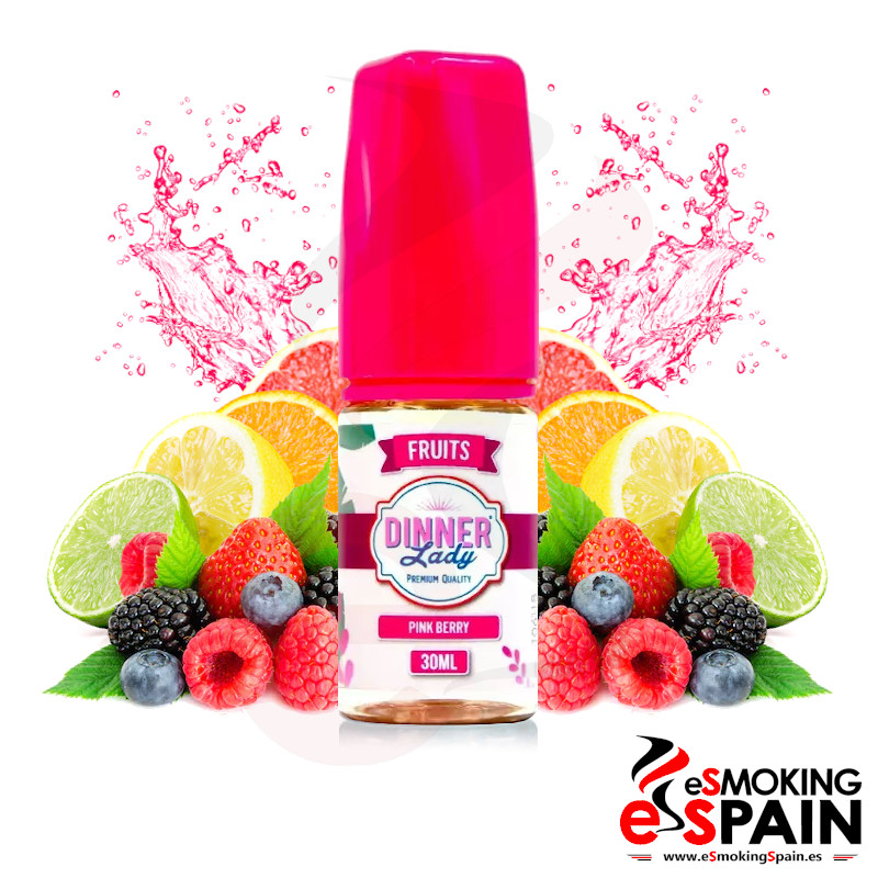Dinner Lady Fruits Concentrate Pink Berry 30ml
