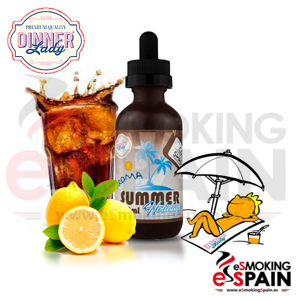 Dinner Lady Summer Hollidays Cola Shades 50ml 0mg
