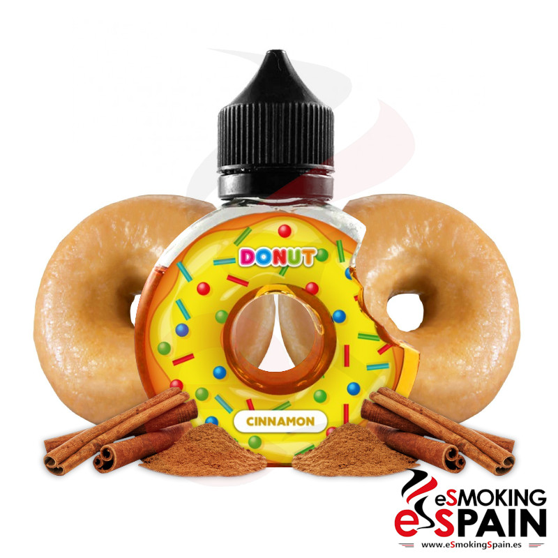 Donut Cinnamon 60ml 0mg