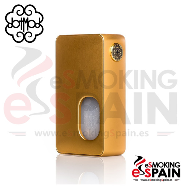 DotMod dot Squonk Gold