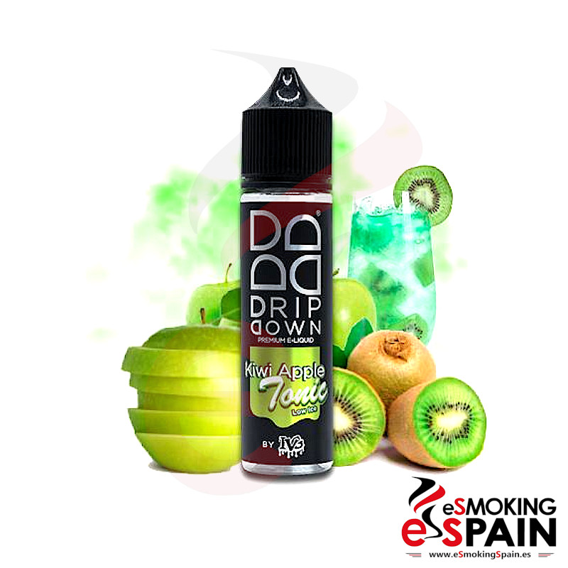 Drip Down By I VG Kiwi Apple Tonic 50ml 0mg