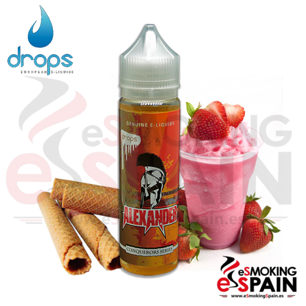Eliquid Drops Conquerors Alexander 50ml
