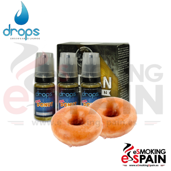 Eliquid Drops Artisans Selection Dear Donut 3x10ml