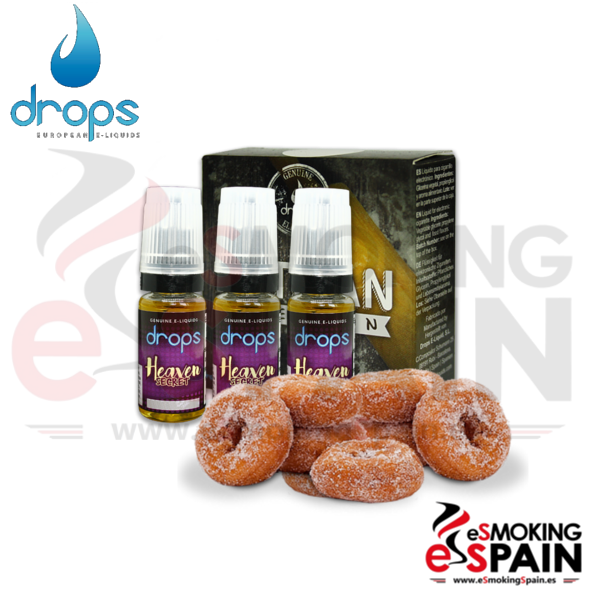 Eliquid Drops Artisans Heaven Secret 3x10ml