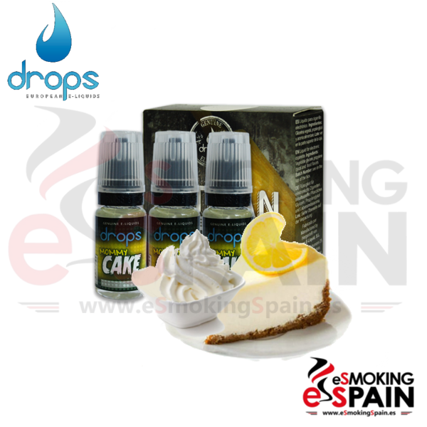 Eliquid Drops Artisans Selection Mommy Cake 3x10ml