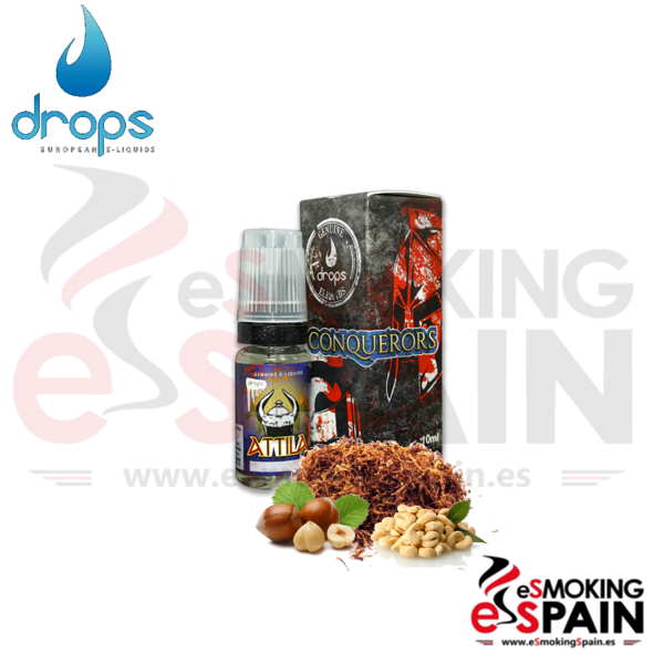 Eliquid Drops Conquerors Attila 10ml
