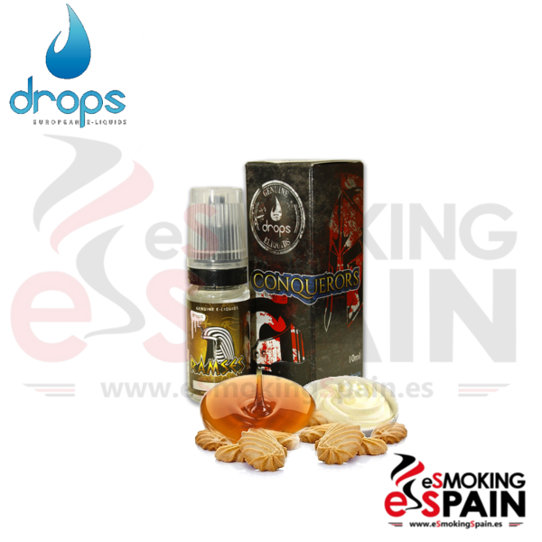 Eliquid Drops Conquerors Ramses 10ml