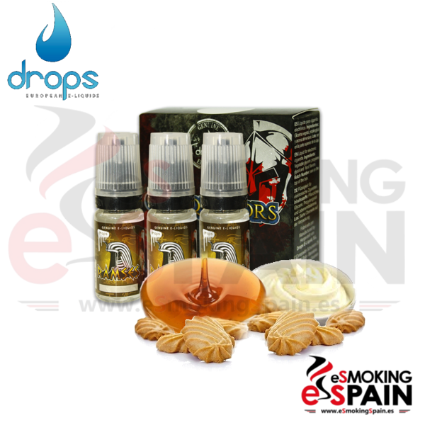 Eliquid Drops Conquerors Ramses 3x10ml