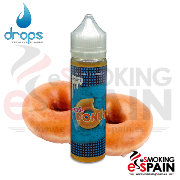 Eliquid Drops Artisans Selection Dear Donut 50ml