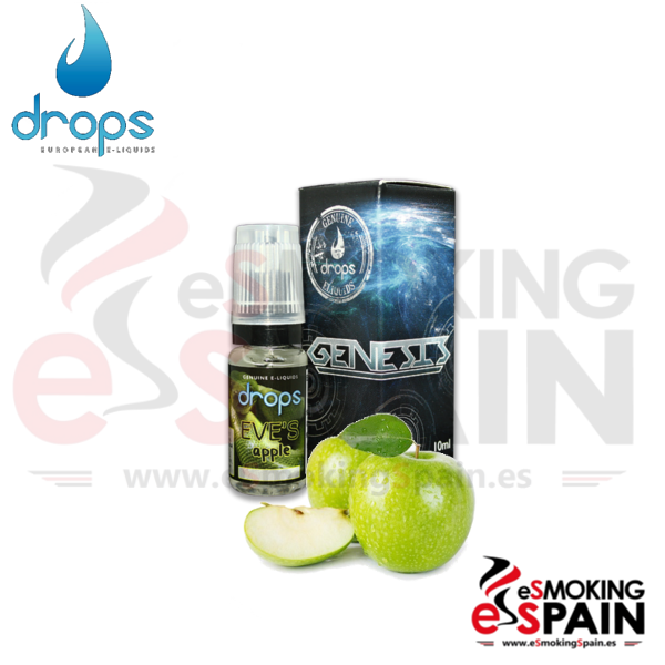 Eliquid Drops Eve's Apple 10ml