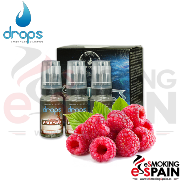 Eliquid Raspberry Rush 3x10ml