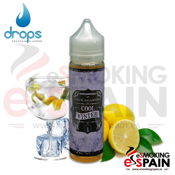 Eliquid Drops Four Seasons Ibiza Summer 50ml