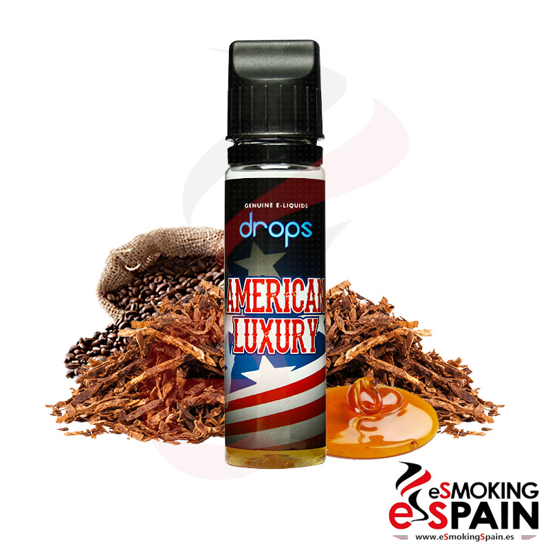Drops Signature American Luxury 50ml 0mg