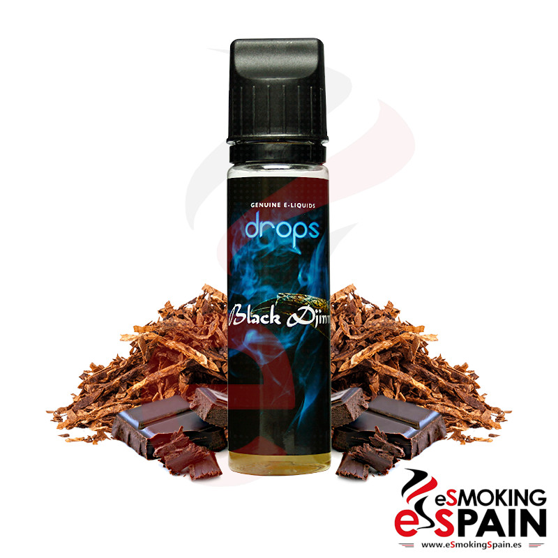 Drops Signature Black Djinn 50ml 0mg