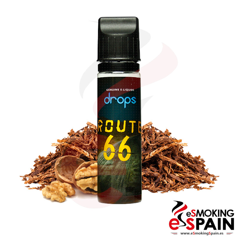 Drops Signature Route 66 50ml 0mg