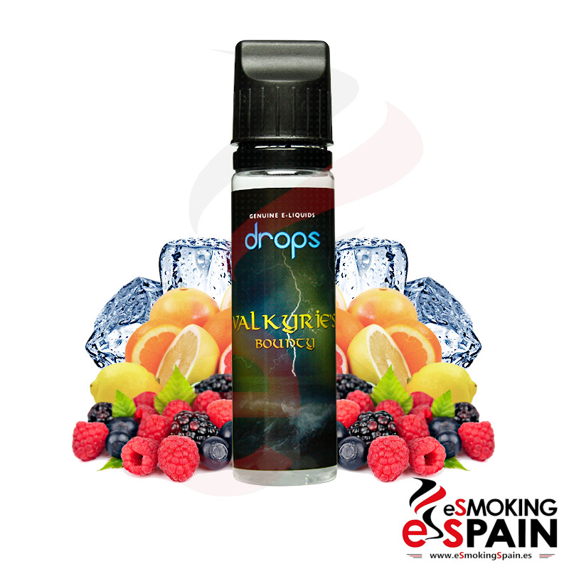 Drops Signature Valkyries Bounty 50ml 0mg