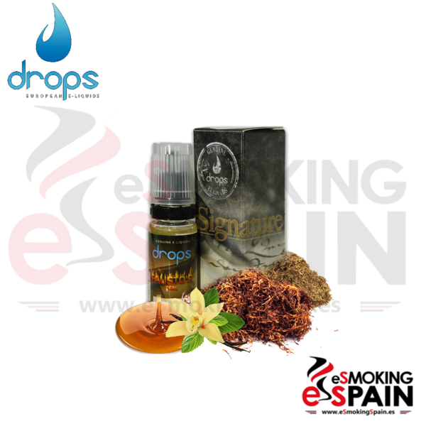 Eliquid Drops Fausto's Deal 10ml