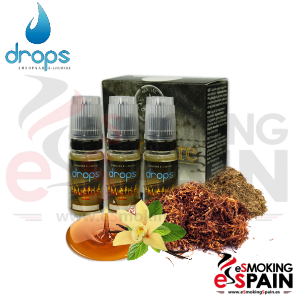 Eliquid Drops Fausto's Deal 3x10ml