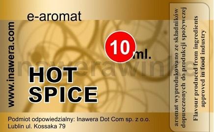 Inawera e-aroma Hot Spice 10ml (nº53)