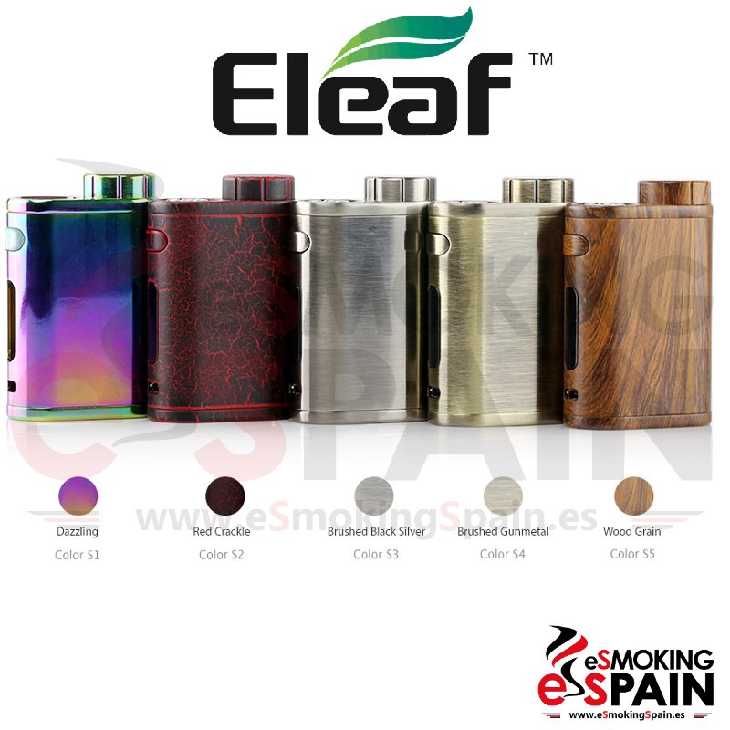 Mod iStick PICO 75W Brushed Silver