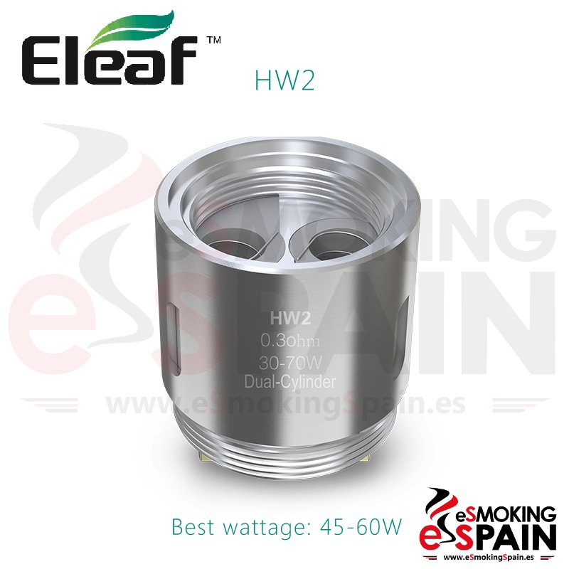 Eleaf HW2 Resistencia Hello Mini