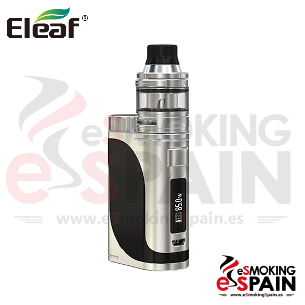 Kit Eleaf Stick Pico 25 + Ello 2ml Silver Black