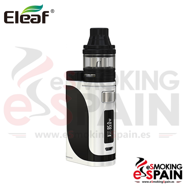 Kit Eleaf Stick Pico 25 + Ello 2ml White Black