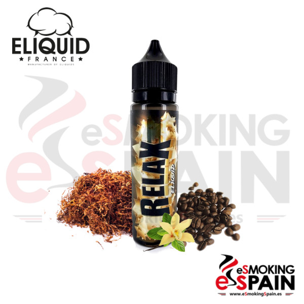Liquido Eliquid France Relax 50ml 0mg