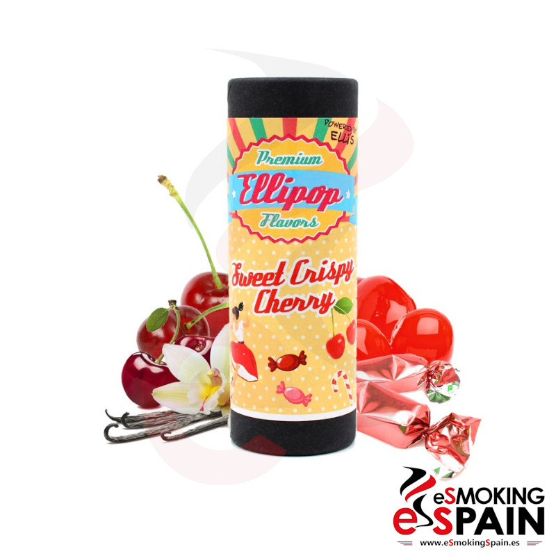 Ellipop Sweet Crispy Cherry 10ml