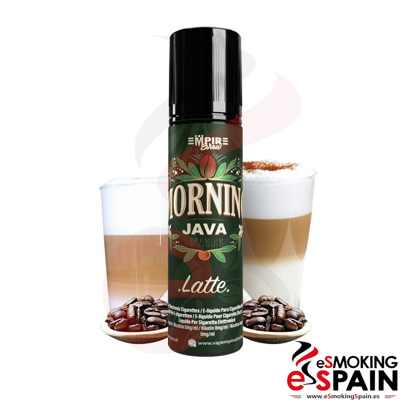 Empire Brew Morning Java Latte 50ml 0mg
