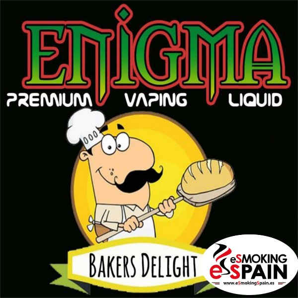 Enigma Eliquid Baquers Delight 50ml