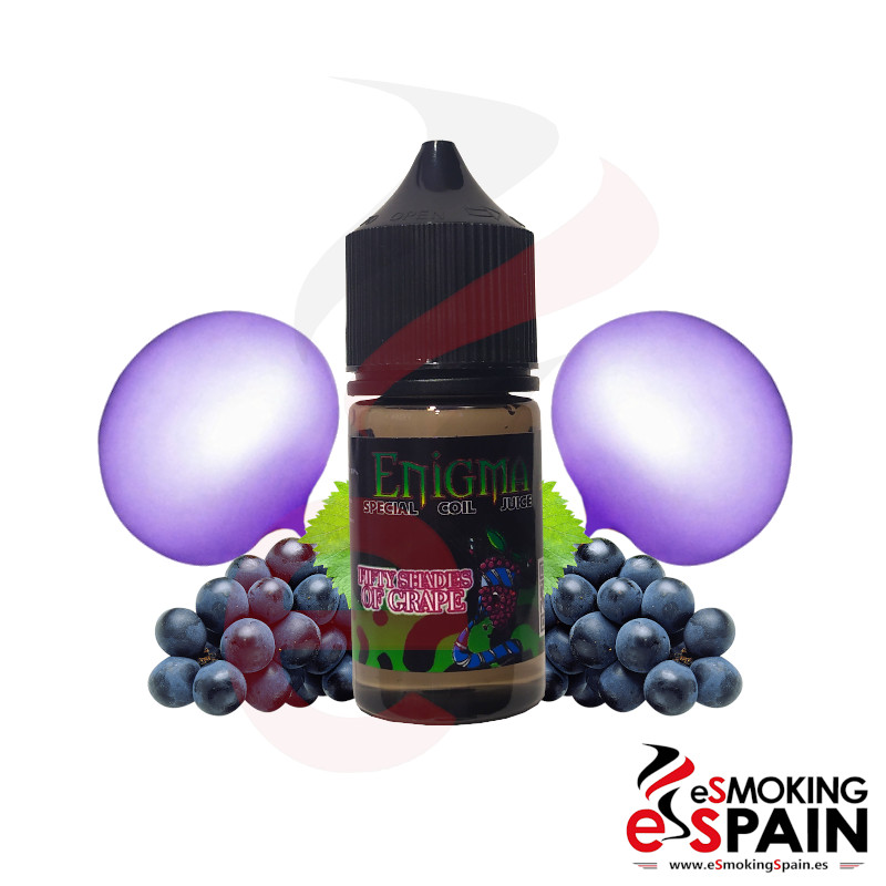 Enigma Juice Fifty Shades Of Grape 25ml 0mg