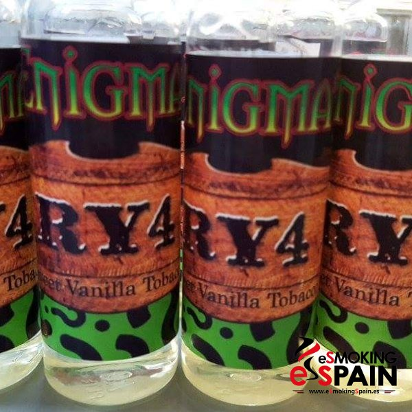 Enigma Eliquid RY4 50ml