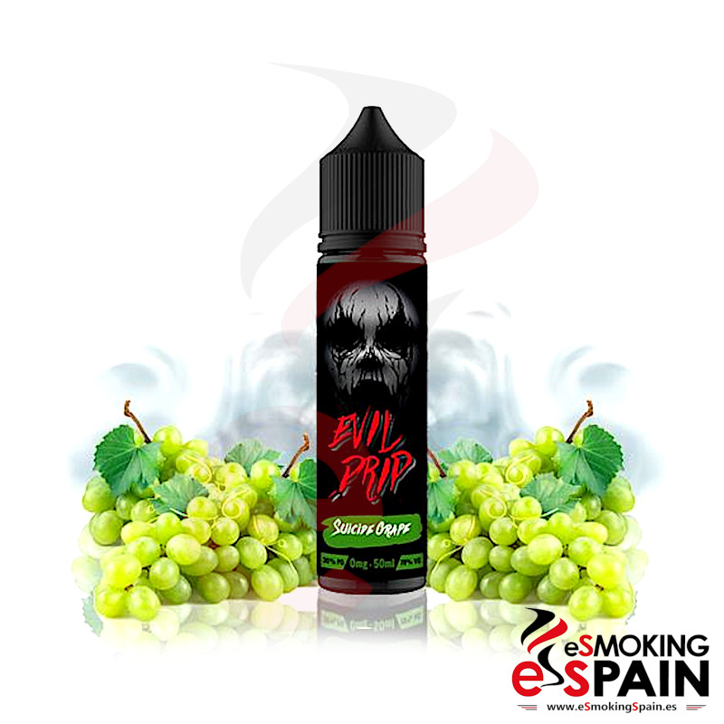 Evil Drip Suicide Grape 50ml 0mg