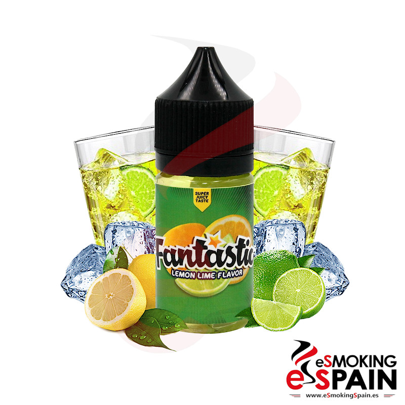 Fantastic Lemon Lime Flavor 30ml
