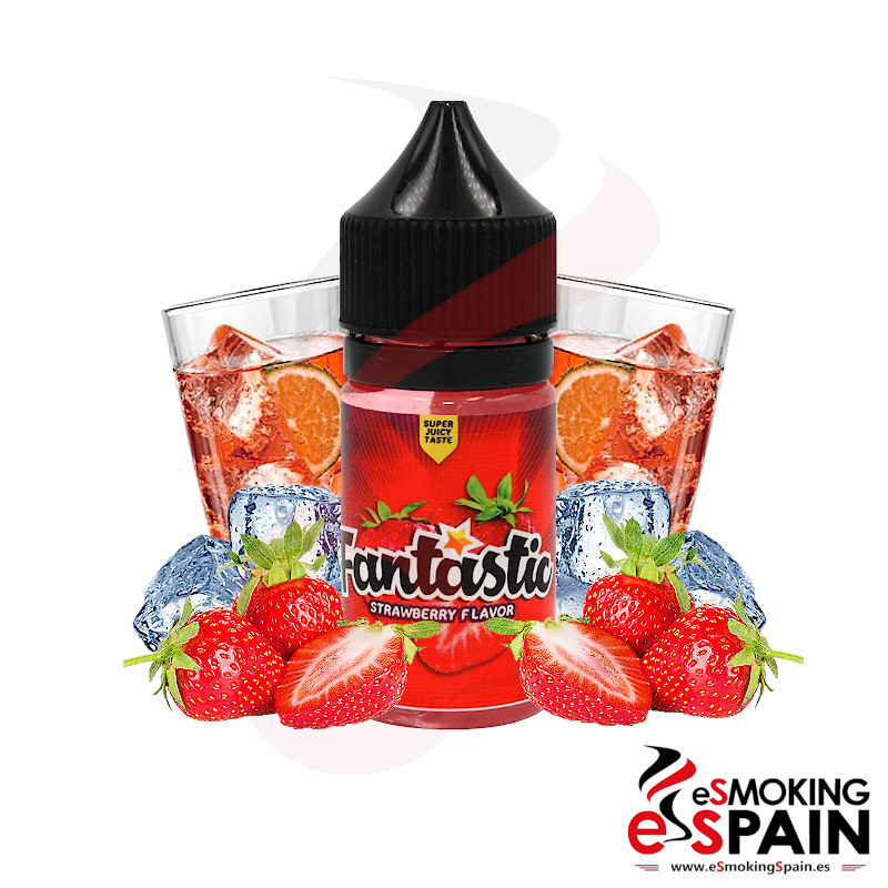 Fantastic Strawberry Flavor 30ml