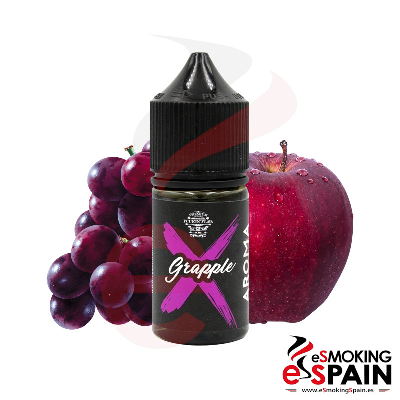 Aroma Fcukin Flava X Series Grapple 30ml