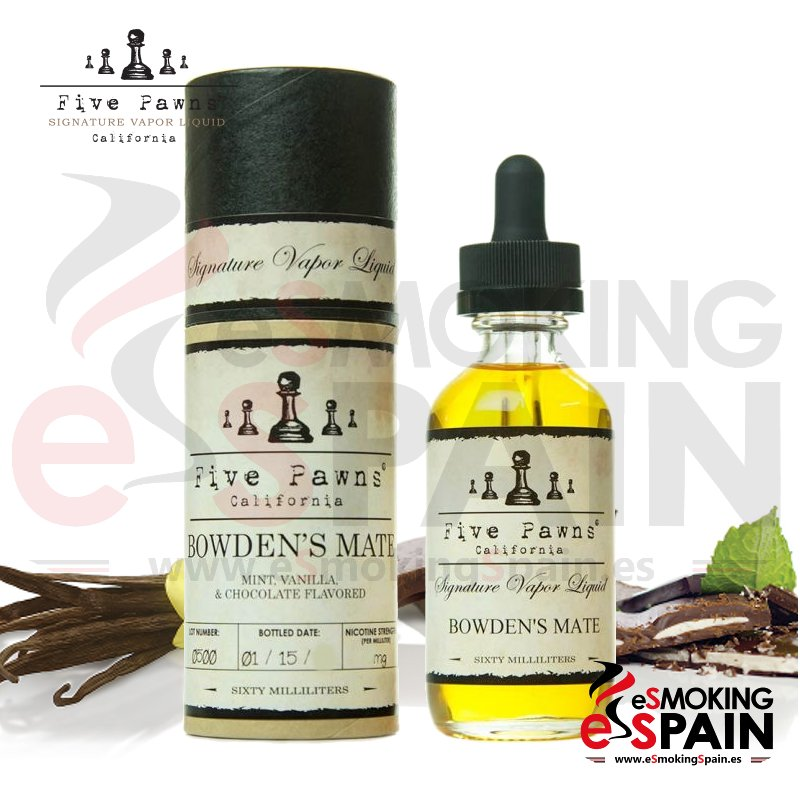 Five Pawns Bowden's Mate 50ml
