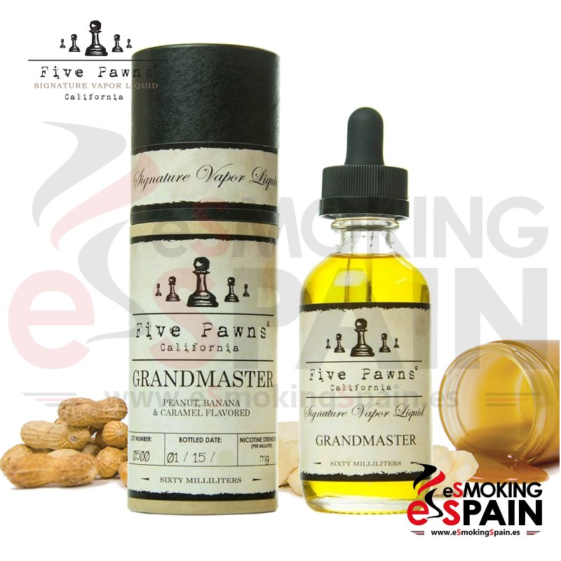 Five Pawns Grandmaster 50ml