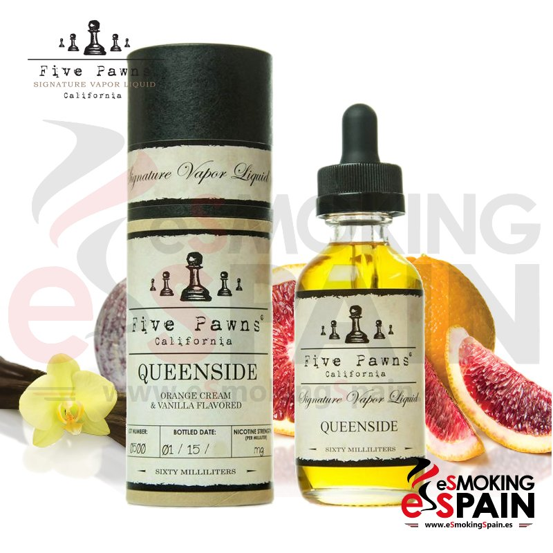 Five Pawns Queenside 50ml