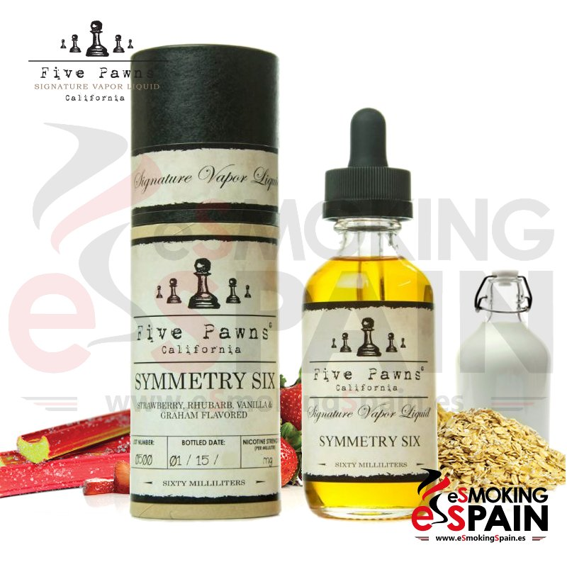 Five Pawns Symmetry Six 50ml
