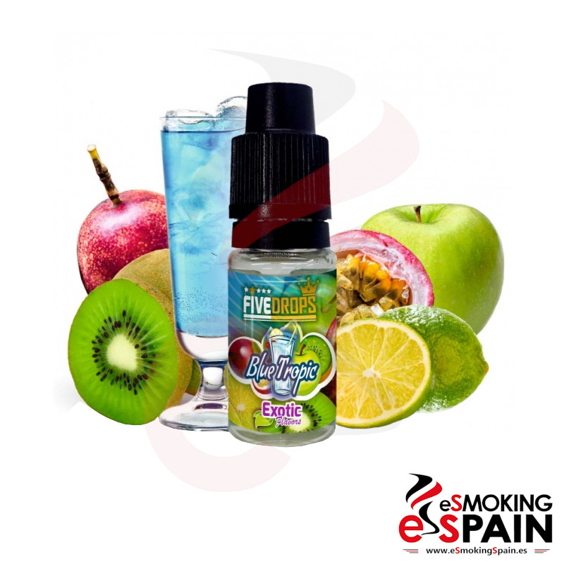 Five Drops Blue Tropic Flavor 10ml