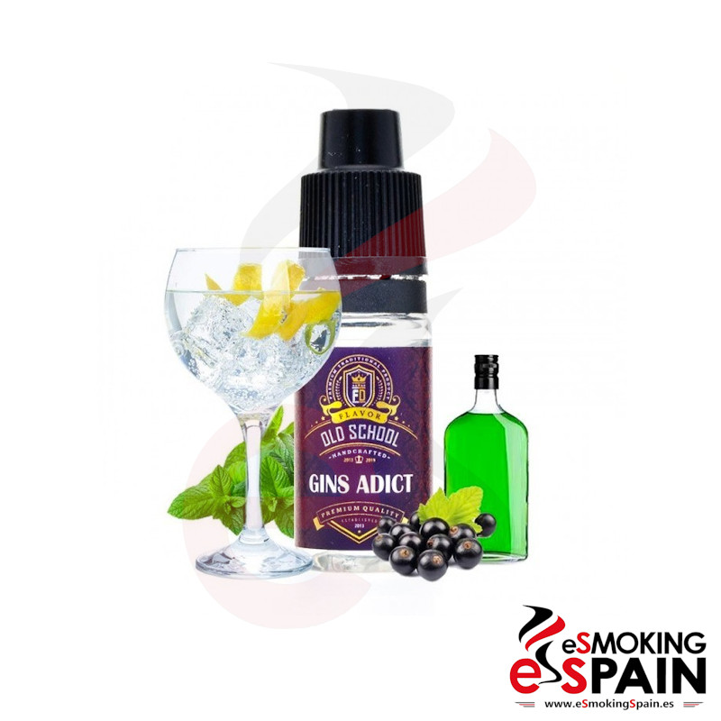 Five Drops Gins Adict Flavor 10ml