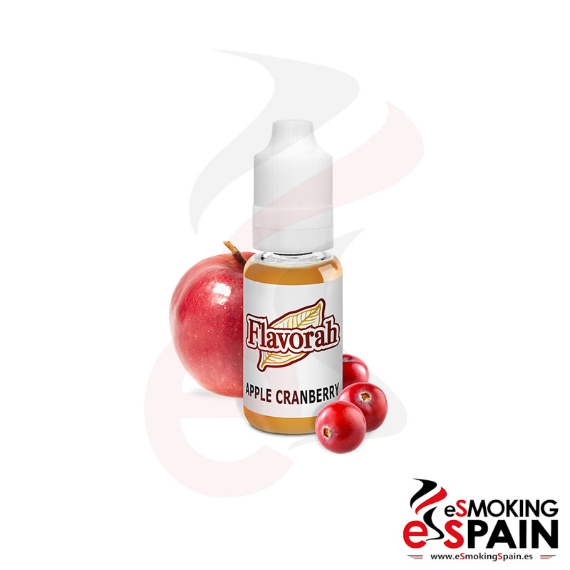 Flavorah Apple Cranberry 15ml (nº3)