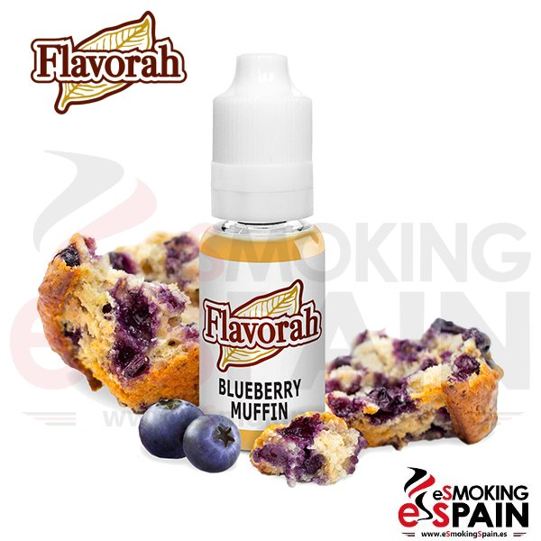 Flavorah Blueberry Muffin (nº4)