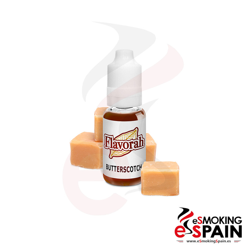 Flavorah Butterscotch 15ml (nº13)